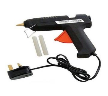 Electric Glue Gun Hot Melt - Black