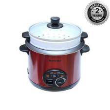 MH-40 Multi Purpose Cooker - White and Red