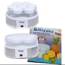 Miyako ইলেকট্রিক দই/ইয়োগার্ট মেকার - হোয়াইট