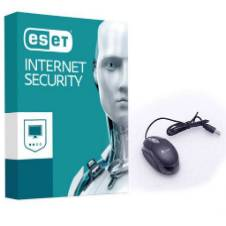 ESET ইন্টারনেট সিকিউরিটি - 1 user - 1 year