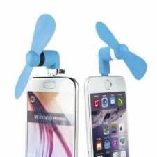 Micro USB and USB Mini fan (1)
