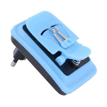 Auto Charger For Phone Battery - Blue