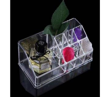 Cosmetic Organizer Box,Jewelry Organizer cosmetic storage box- Transparent