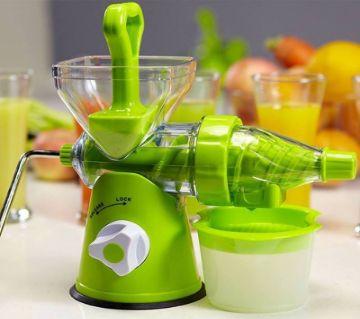 Manual Hand Juice Maker