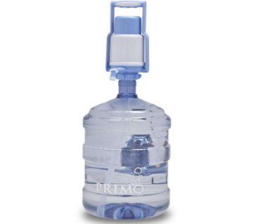 Hand Press Bottled Drinking Water