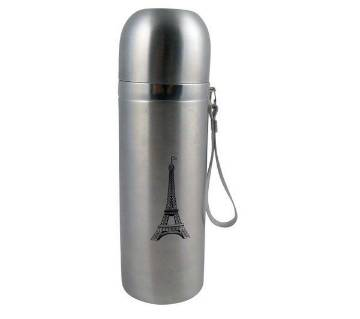 Eiffel Tower Stainless Still Vacuum Flask 500ml