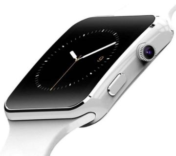 X6 Curved Ultra HD Touch Screen Smart Watch