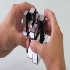 Mirror Block Rubik