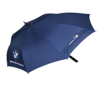 Navy BMW Motorsport Umbrella