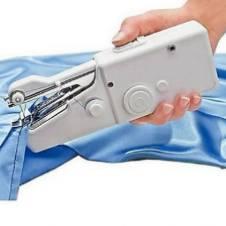 Stapler Styled Sewing Machine - White
