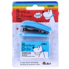Deli Mini Stapler with pin