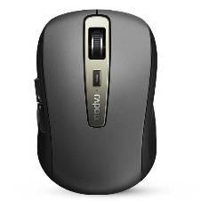 Rapoo MT6610S Multi-mode wireless mouse Black