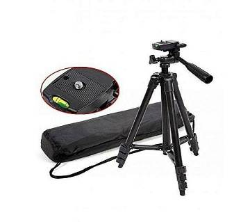 Tripod For Mobile and Camera - Black 4