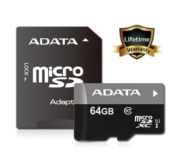 ADATA 64 GB Memory Card