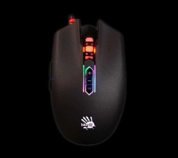 A4tech Bloody Q80 Neon Xglide Gaming Mouse