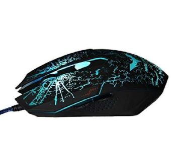 HV-MS691 USB Wired Lighting Gaming Mouse