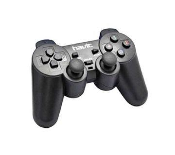HV-G69 - USB Game Pad - Black