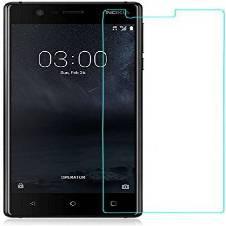 Nokia 3 5D Tempered Glass Screen Protector-Transparent