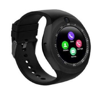Y1S Camera GSM Sleep Monitor Pedometer Bluetooth সিমলেস স্মার্ট ওয়াচ