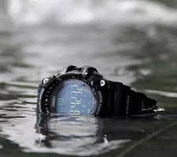 EX16 ব্লুটুথ স্মার্ট ওয়াচ- সিমলেস Call SMS Alart Waterproof(Original) ঘরি