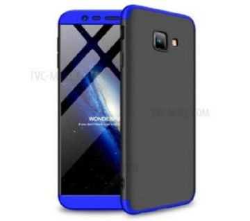 GKK 3 in 1 case for samsung Galaxy J4 Plus/ J4 Prime 360 full body matte protection comfortable Phone Cover shell