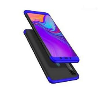 Samsung Galaxy A9 2018 - 360 Degree Full Protection Back Cover Blue GKK