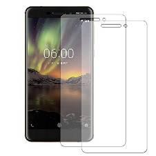 Nokia 6 5D Screen Protector Black color