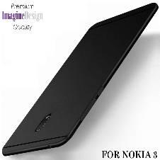 Nokia 3 5D Screen Protector Black color