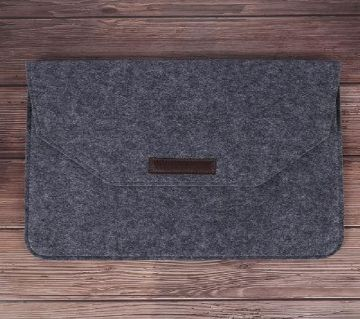 Laptop Bag 13.3 inch Ultra Slim Wool Felt Pouch Bag for Apple Macbook for Lenovo Acer Dell HP universal Laptop Bag 13.3 inch