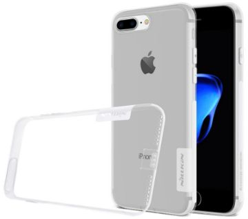 Nilkin Nature Soft Transparent Back Cover for iPhone 7/8