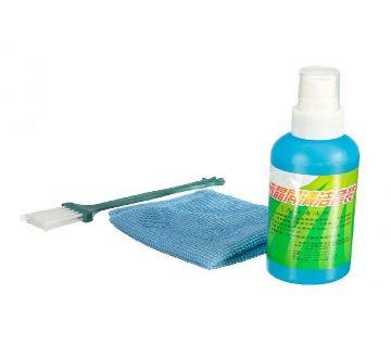 3 in 1 Laptop Screen Gel Cleaning Kit - Blue