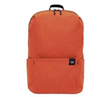 Small Level 4 Waterproof YKK Zipper Backpack -Orange