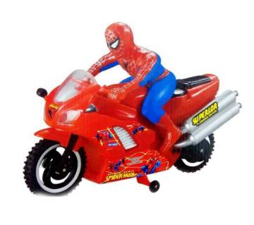 The Amazing Spiderman বাইক টয়