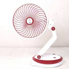 Supermoon Rechargeable mini Fan With Light