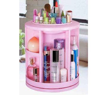 360 rotating Cosmetic box organizer