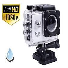 1080P Full HD H.264 12MP Car Recorder Diving Bicycle অ্যাকশন ক্যামেরা Sports Waterproof Video Camera
