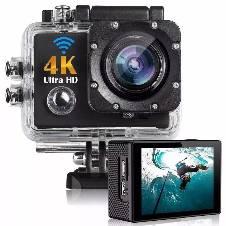 Ultra HD 4K 1080p WIFI Waterproof Sports অ্যাকশন ক্যামেরা বাংলাদেশ - 8201582
