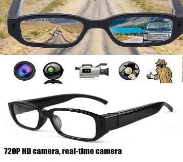 Spy wifi ip Glasses Hidden Video Recorder ক্যামেরা Motion Detection 2018