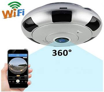 V380 Wifi 360 Panoramic IP Camera 960P Home Surveillance Full View