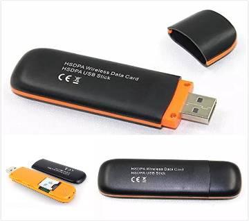 HSDPA USB STICK SIM মোডেম 7.2Mbps 3G Wireless Dongle TF Card Adapter বাংলাদেশ - 8593712