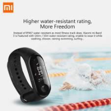 Xiaomi Mi Band 3 Fitness Tracker 50m Waterproof স্মার্ট ফিটনেস ব্যান্ড