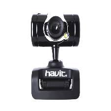 Havit HV-V623 Webcam with Mic for Desktop & Laptop