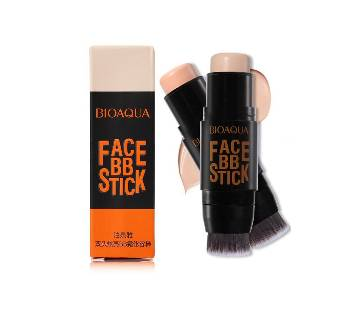 BIOAQUA Brand Pro Concealer ফাউন্ডেশন Stick Base Makeup Eye Lip Face Cosmetic Pen BB Cream 10g  THAILAND