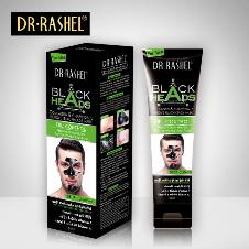 Dr.Rashel Collagen & Charcoals Oil Control Blackhead Removing মাস্ক for Men 60ml Thailand