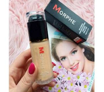 Morphe pro longer nourishing waterproof foundation 60ml USA