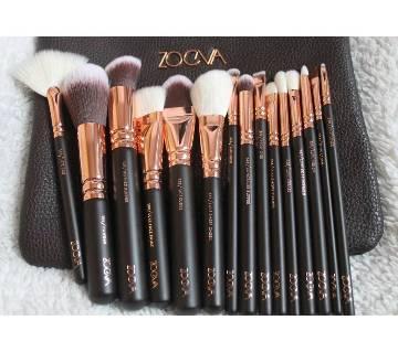 ZOEVA Rose Golden Complete Makeup brush Set 15 Pcs UK
