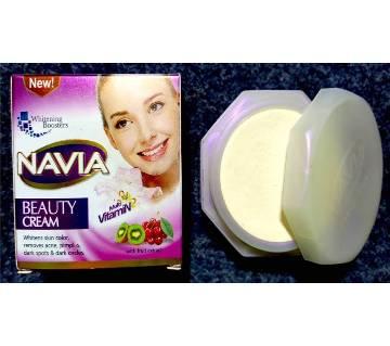 Navia হোয়াইটেনিং ক্রিম ফর উইমেন - 30g - Pakistan