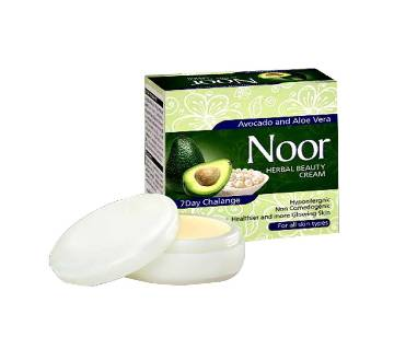 Noor Herbal Beauty Cream For Women And Men 20g Pakistan