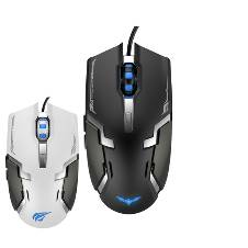 HAVIT HV-MS749 Wired USB  Gaming Mouse With LED Light