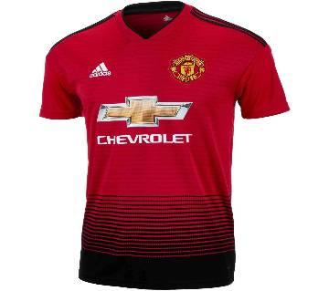 Manchester United Home হাফ স্লিভ ক্লাব জার্সি